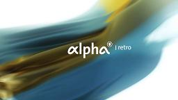 Label alpha-retro, Quelle: BR