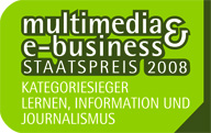 Multimedia & e-business Staatspreis 2008